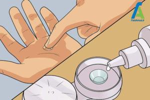 3 نحوه استفاده از لنز تماسی چشم