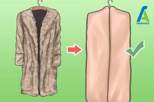4 مراقبت صحیح از لباس خزدار