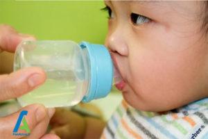 4 جلوگیری از یبوست نوزادان