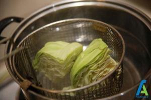 4 روش اصولی پخت کلم بدون بو