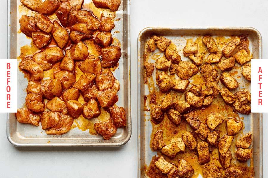 6 طرز تهیه سریع ترین روش پخت مرغ