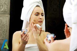 6 متعادل کردن و تنظیم PH پوست صورت