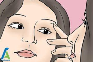 6 تشخیص حالت و فرم چشم