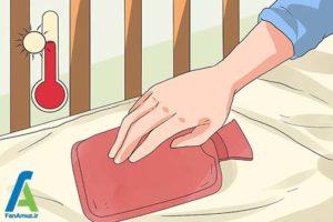 5 اصول گرم نگه داشتن نوزاد در زمستان