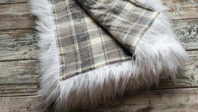 Photo of چگونه یک پتو با خز روباهی و ابریشم برای فصل زمستان بدوزیم؟