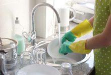 Photo of چگونه در نبود مایع ظرفشویی، ظروف کثیف را بشوییم؟