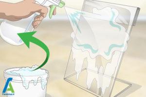 5 اصول پاک کردن سطح پلی متیل متاکریلات