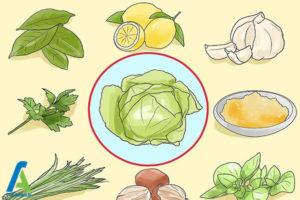 6 تهیه مکمل غذایی با سبزیجات