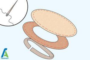 5 نحوه ساخت و دوختن کلاه بره