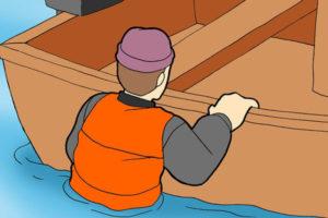 5 واژگونی قایق