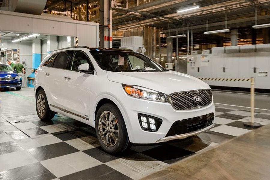7 شرکت خودروسازی کیا