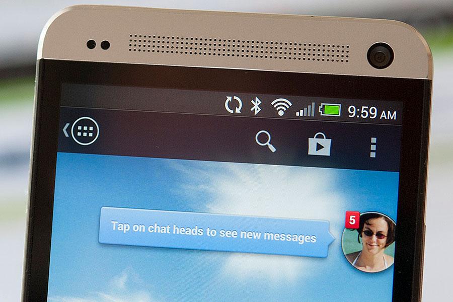 7 غیرفعال کردن Chat Heads مسنجر فیسبوک اندروید