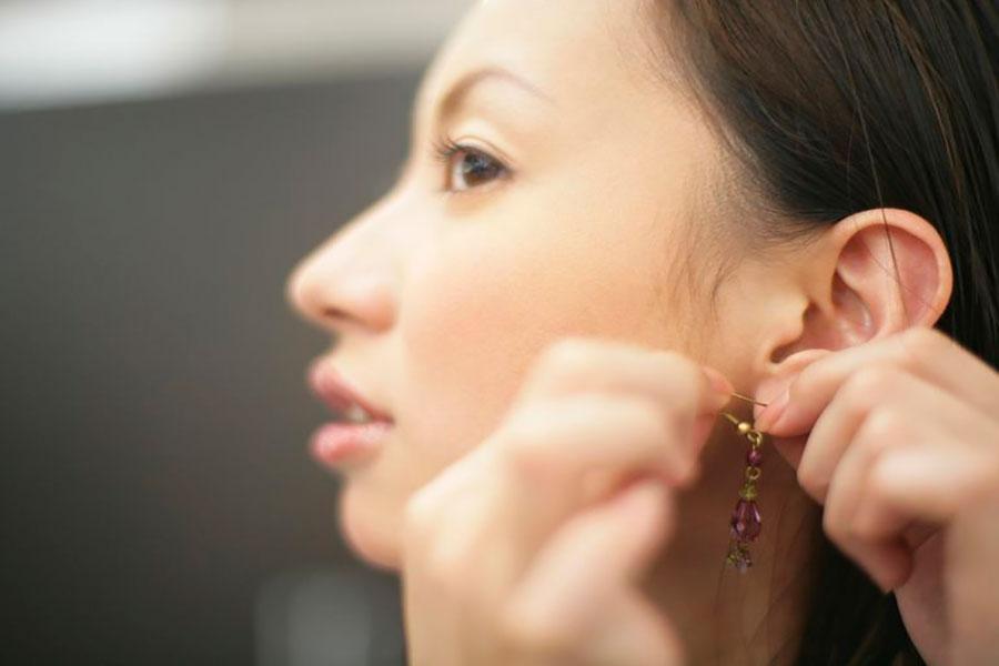 4 جلوگیری از عفونت گوش