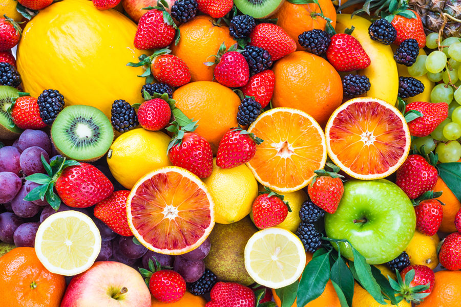 4 میوه با کربوهیدرات کم