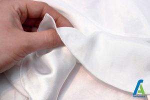 5 رفع چروک لباس و پارچه ابریشمی