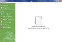 Photo of نحوه استفاده از تکمیل خودکار کلمات در نرم افزار LibreOffice Writer