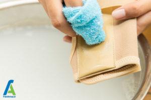 3 شستن مچ بند آتل دار