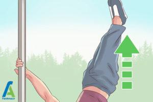 7 آموزش حرکت پرچم