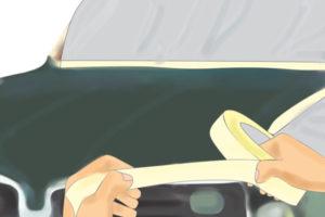 7 آموزش صافکاری ماشین و نقاشی خودرو