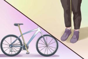 7 تعیین سایز دوچرخه متناسب با خود