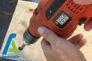 4 ساخت تاب کودکان در فضای باز