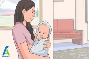 4 درمان خارش بدن کودک
