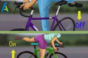 3 آموزش دوچرخه سواری
