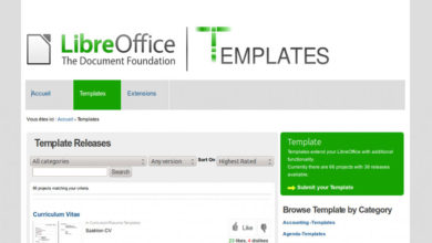 Photo of نحوه ساخت الگوهای نوشتاری LibreOffice لیبره آفیس