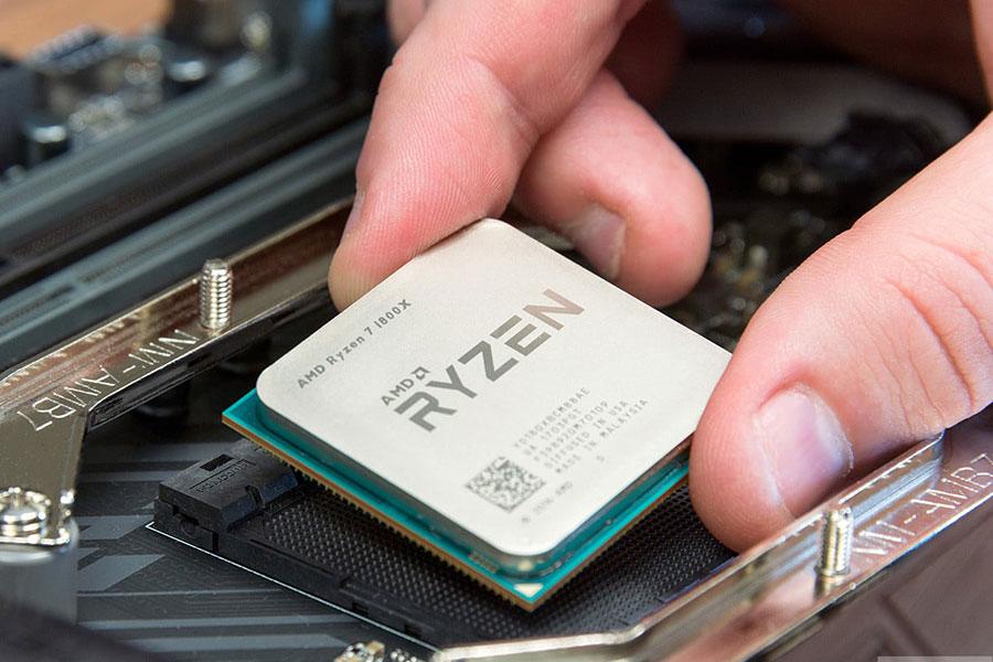 5 AMD CPU or Motherboard