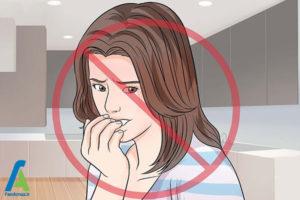 5 پنهان کردن حالت عصبانیت
