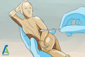 7 تمیز کردن مجسمه از جنس عاج