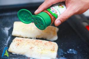 5 طرز تهیه ماهی سفید کد