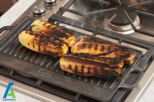 7 انواع کنار غذای استیک یا کباب گوشت