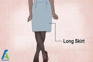 7 راهنمای انتخاب و خرید جوراب ساق بلند