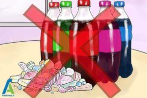7 مراقبت تغذیه ای از جداکننده ارتودنسی