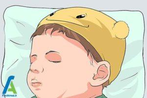 6 اصول گرم نگه داشتن نوزاد در زمستان