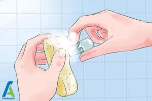 6 نحوه تمیز کردن Nebulizer