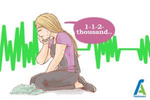 3 حمله قلبی در تنهایی