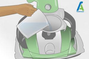 5 نحوه تمیز کردن بخارشوی