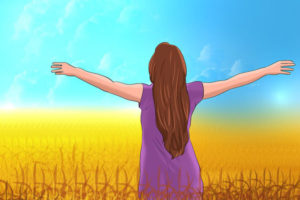 5 رفع مشکلات و آرامش با قوه ی تخیل