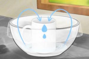 7 گرفتن املاح آب و تهیه آب مقطر