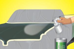 8 آموزش صافکاری ماشین و نقاشی خودرو