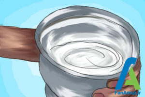 5 نحوه گرم کردن شیر مادر