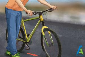 4 آموزش دوچرخه سواری