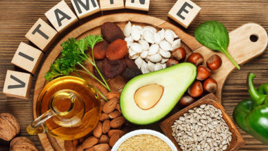 4 فوائد ویتامین E