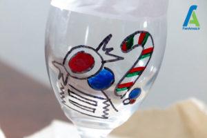 5 طراحی و تزئین جام شیشه ای