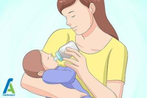 6 بارداری در دوران شیردهی