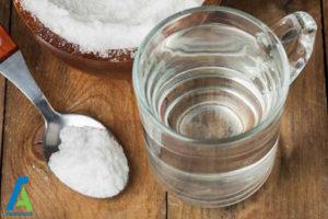 7 درمان گلو درد با سرکه سیب