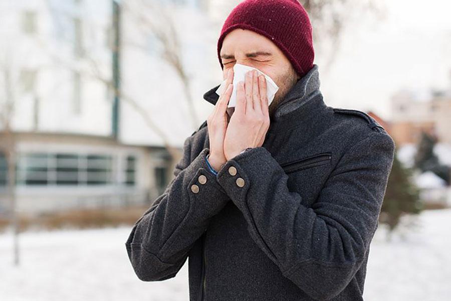 6 پیشگیری از سرماخوردگی در زمستان