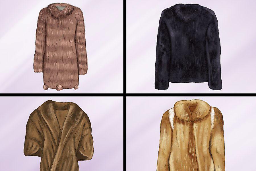 7 اصول انتخاب کت خز مناسب زمستان